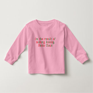 I'm the result Santa 5 T Shirts