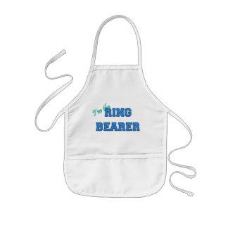 I'm The Ring Bearer Kids' Apron
