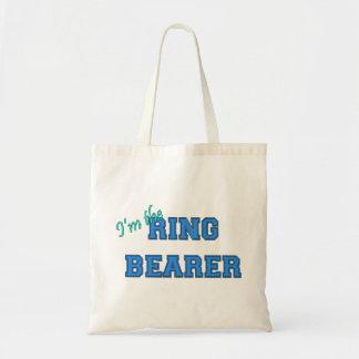 I'm The Ring Bearer Tote Bag