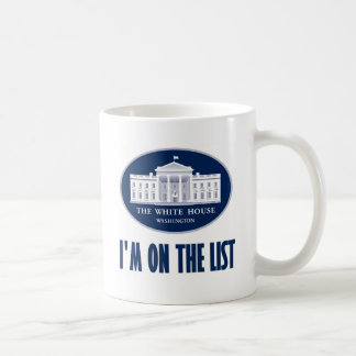 I'm the (White House) List Coffee Mug