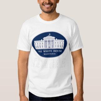 I'm the (White House) List Tee Shirt