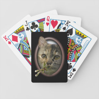 Im thinking of you bicycle playing cards