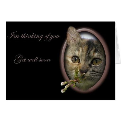 Im thinking of you Card