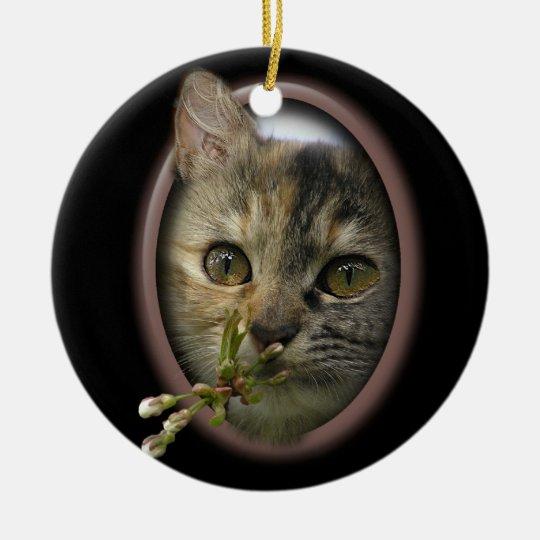 Im thinking of you ceramic ornament
