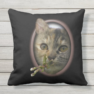Im thinking of you outdoor pillow