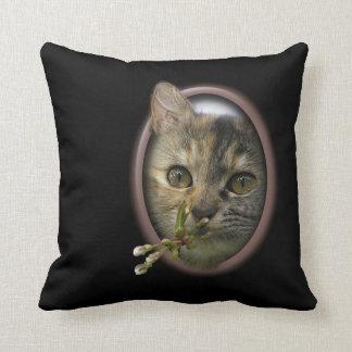 Im thinking of you throw pillow