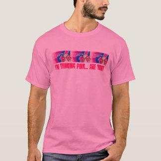 I'm Thinking Pink... Insomniac T-Shirt