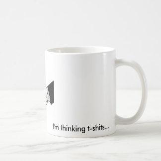 I'm thinking t-shirts mug