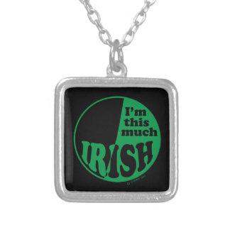 I'm This Much Irish - 50% Pendants
