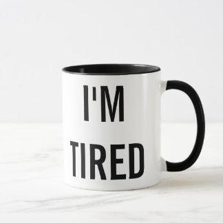 I'm Tired New Parent Gift Mug
