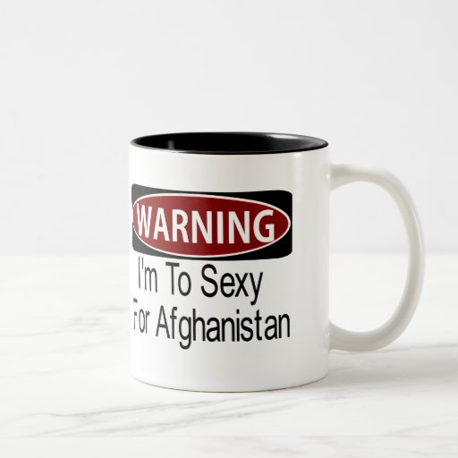 I'm To Sexy For The 8 Two-Tone Coffee Mug
