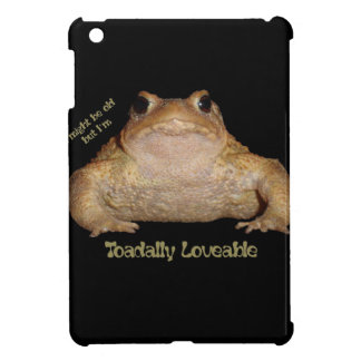 I'm Toadally Loveable Cover For The iPad Mini