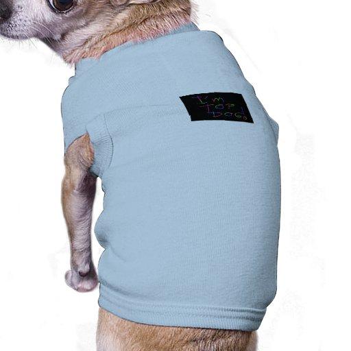 I'm Top Dog! Doggie Tee