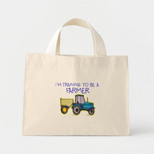 I'm Training To Be A Farmer Bags
