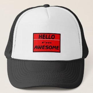 I'm Trucker Hat