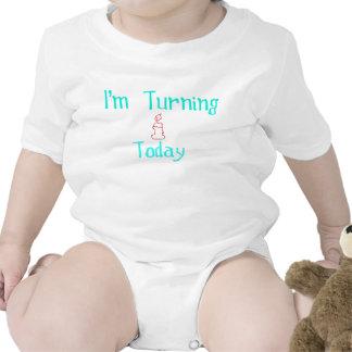 I'm Turning One Today 1st Birthday T-Shirt