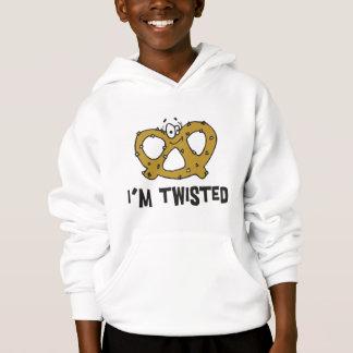 I'm Twisted Pretzel Hoodie