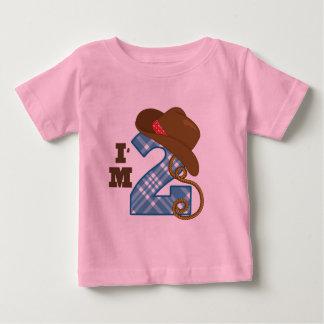 Im Two Cowboy Baby T-Shirt