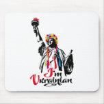 I'm Ukrainian Mousepad