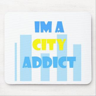 im un adicto mouse pads