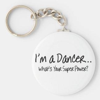 Im un bailarín cuál es su superpoder llavero redondo tipo pin