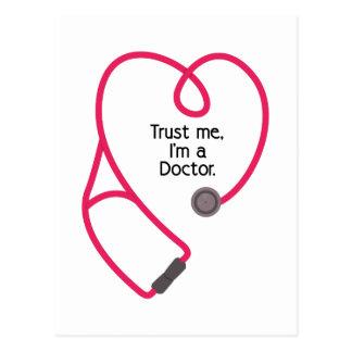 Im un doctor postal