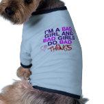 Im un mún chica y los malos chicas hacen las malas ropa para mascota