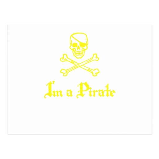 Im un pirata postal
