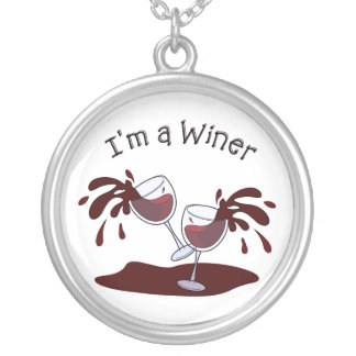 Im un Winer Colgante Redondo