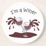 Im un Winer Posavasos Para Bebidas