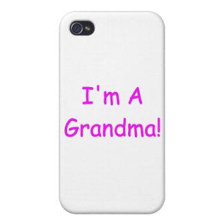 Im una abuela iPhone 4/4S funda