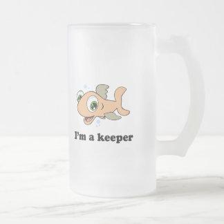 Im una camiseta del bebé del encargado taza de café