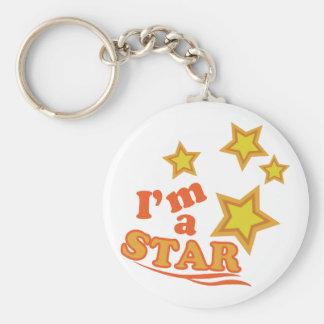 Im una estrella llavero