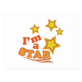 Im una estrella postal