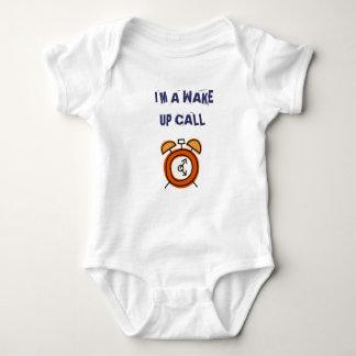 Im una llamada para despertar body para bebé