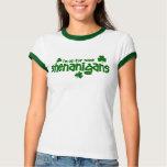 I'm Up For Some Shenanigans Ringer T-shirt