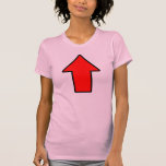 I'm Up Here T-Shirt