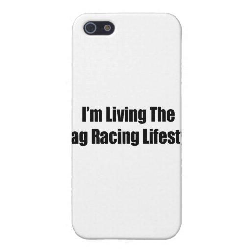 Im viviendo la forma de vida que compite con de la iPhone 5 carcasa