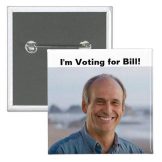 I'm Voting Bill button