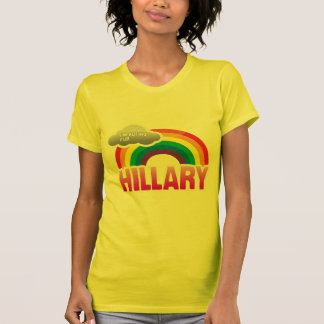 I'M VOTING FOR HILLARY WITH PRIDE -.png T Shirts