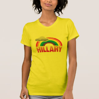 I'M VOTING FOR HILLARY WITH PRIDE -.png Tshirts