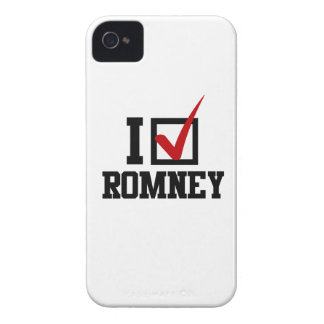I'M VOTING FOR MITT ROMNEY.png Case-Mate iPhone 4 Case