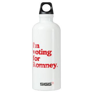 I'M VOTING FOR ROMNEY SIGG TRAVELER 0.6L WATER BOTTLE