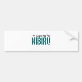I'm waiting for Nibiru Bumper Sticker