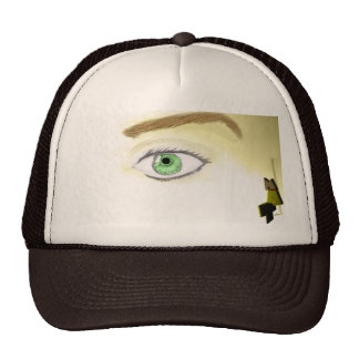 I'm watchin over you trucker hat