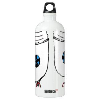 I'm watching you aluminum water bottle