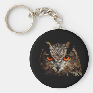 I'm Watching You! Basic Round Button Keychain