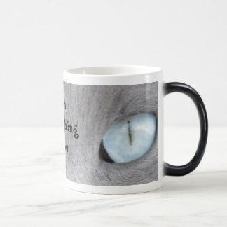 I'm watching you Cat's Eyes Mug