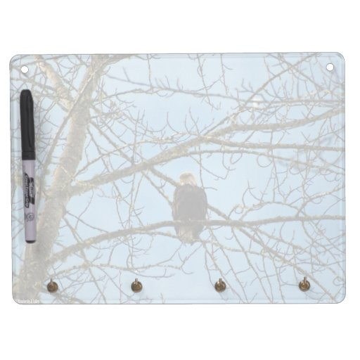 I'm Watching You Dry Erase Board With Keychain Holder