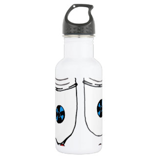 I'm watching you stainless steel water bottle